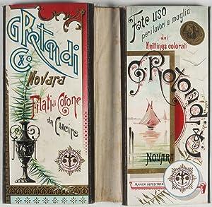 G. Rotondi & Co. Cartella dei Colori dei Filati di Cotone: G. Rotondi & Co