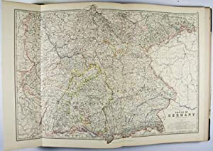 The Royal Atlas of Modern Geography exhibiting in a series of entirely original and authentic maps,...