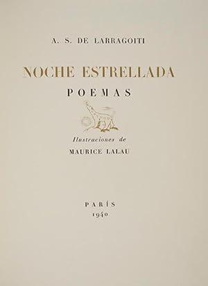 Noche Estrellada: Poemas: Larragoiti, A. S. de