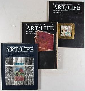 ART/LIFE: Communication for the creative mind: Cordella, Joe (ed.)