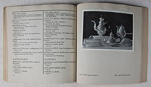 Deutsches Kunstgewerbe 1927. Mostra Internationale Delle Arti Decorative di Monza Sezione Germanica...