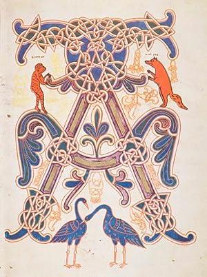 La Lettre Ornee: Dans Manuscrits du VIII au XII Siecle: Moe, Emile-A. Van