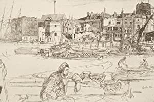 The Etchings of James McNeill Whistler: Dodgson, Campbell