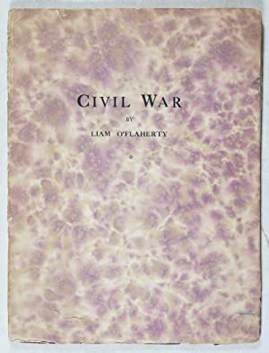 Civil War [SIGNED]: O'Flaherty, Liam