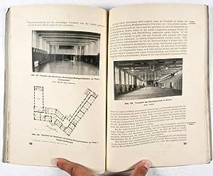 Hallenbauten: Stadt- und Festhallen. Turn- und Sporthallen. Ausstellungshallen. Ausstellungsanlagen...