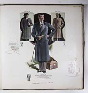 Fall and Winter 1931 Men's Catalogue: Study The Value, Dress Well And Be Successful: National ...