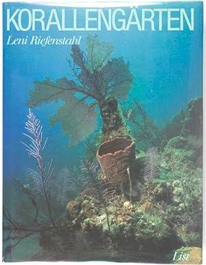 Korallengärten [SIGNED & INSCRIBED]: Riefenstahl, Leni