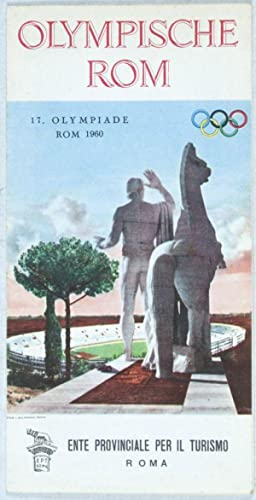 Olympische Rom. 17. Olympiade Rom 1960: n/a