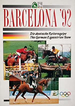 Barcelona '92: Die Deutsche Reiterequipe, The German Equestrian Team: n/a
