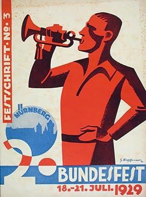 Festschrift: 2. Arbeiter-Turn-und-Sportfest(Nr. 1 - Nr. 6): n/a