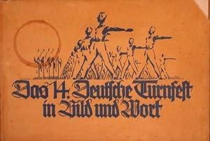 Erinnerungs-Album an das XIV. Deutsche Turnfest in Köln 1928: Wiedemann, P. F.; Fritz Winter