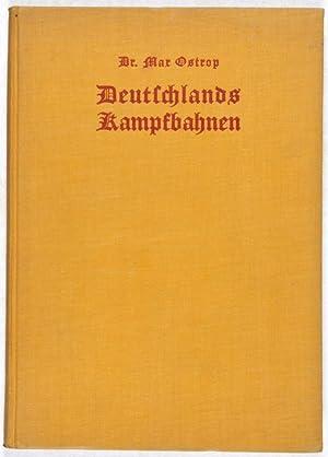 Deutschlands Kampfbahnen: Ostrop, Max