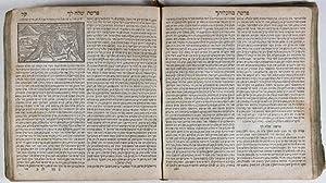 Hamishah Humshe Torah Im Megilot Ve-Hafterot; Bilshon Ashkenaz Ze'enah u-Re'enah /: ...