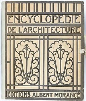 Encyclopédie de L'Architecture: Constructions Modernes (Tome I): n/a