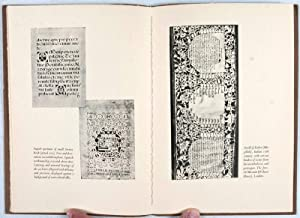 Filigree Lettering and Ornamentation: Blumenthal, Walter Hart