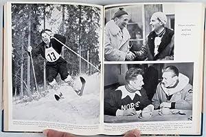 De Olympiske Vinterleker, Oslo 1952: Andersen, P. Chr