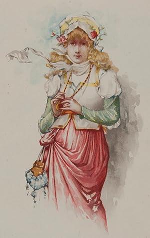 The Sleeping Beauty in the Wood: Brenneman, G. W. (illust.)