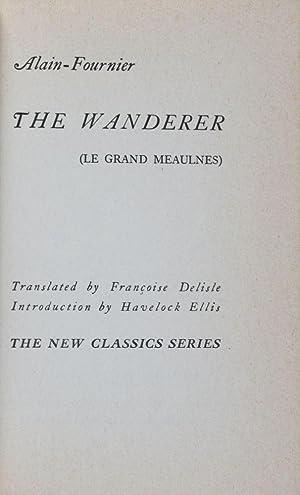 The Wanderer: Alain-Fournier, Henri