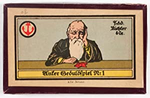 Alle Neune (Anker Geduldspiel Nr. 1): Friedrich Ad. Richter & Co