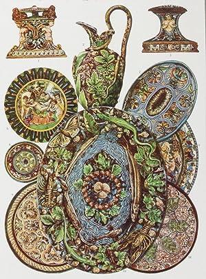 L'Ornement Polychrome dans tous les Styles Historiques: IIIème Partie, Temps Moderne: ...
