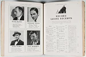 The Motion Picture Almanac: Pictures and Personalities: The Exhibitors Herald-World (Compiled and ...