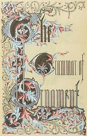 The Grammar of Ornament: Jones, Owen