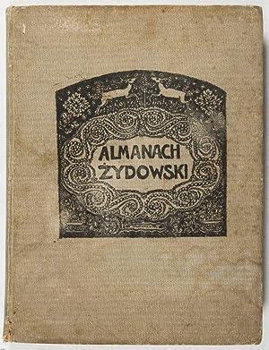Almanach Zydowski: Lilien, Ephraim Moses et al.