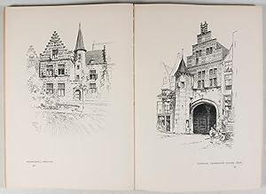 Vieilles Maisons Hollandaises / Old Houses in Holland [Numéro Spécial du Studio,...