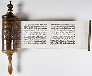 Megillat Esther [MANUSCRIPT]: n/a