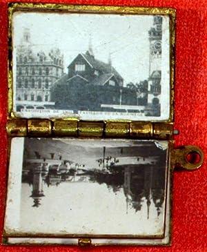 1900 Paris (miniature photo locket): n/a