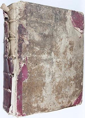 Groot Engelsch en Nederduytsch als mede Nederduytsch en Engelsch woordenboek. A large dictionary ...