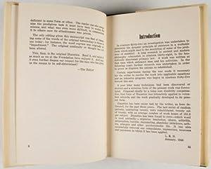 Dianetics: The Original Thesis: Hubbard, L. Ron
