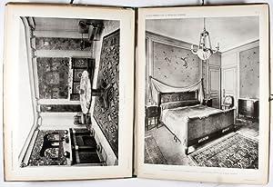 Le Style Moderne dans la Décoration Intérieure. 36 planches empruntées aux D&...