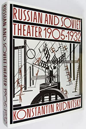 Russian and Soviet Theater 1905-1932: Rudnitsky, Konstantin