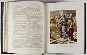 The Self-Interpreting Family Bible, Containing the Old and New Testaments. To Which are Annexed, An...
