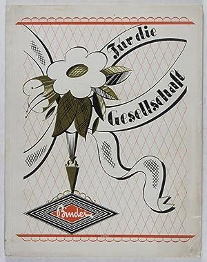 Für die Gesellschaft: Atelier Binder: Propaganda Mackenthun (ed.)