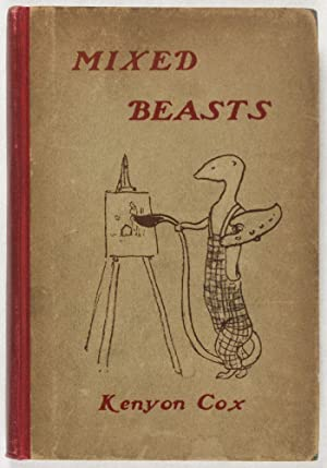 Mixed Beasts: Rhymes and Pictures: Cox, Kenyon