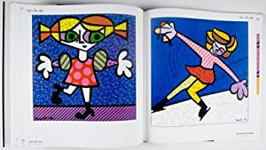 Romero Britto [SIGNED]: Young, Aaron; Joel Taffet