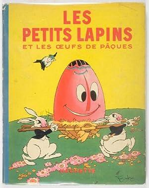 Les Petits Lapins et les Oeufs de: Du Genestoux, Madeleine