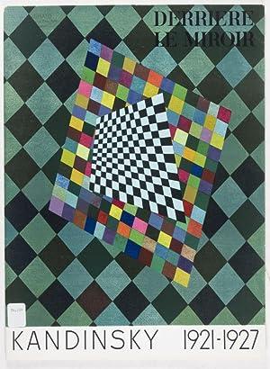 Derrière le Miroir, No 118. Kandinsky 1921-1927: Chastel, André (Text by); Wassily ...