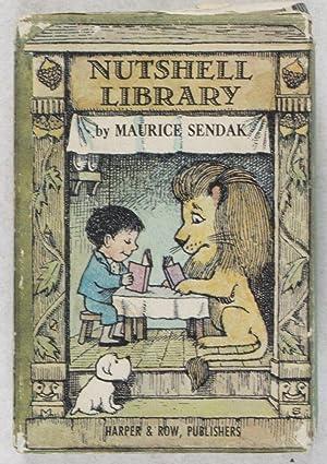 The Nutshell Library: One was Johnny; Alligators: Sendak, Maurice