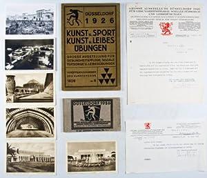 1. Kunst u. Sport, Kunst u. Leibesübungen: Grosse Ausstellung für Gesundheitspflege, ...
