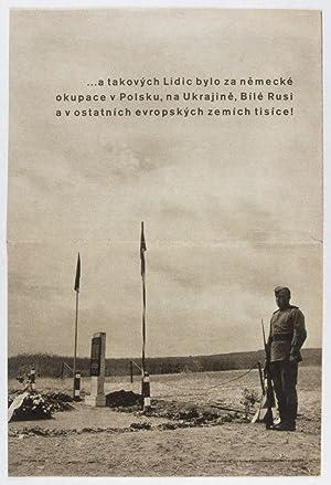 Svet v obrazech: Lidice: Hájek, Karel; Josef Liesler; Jan Kucera (Ministerstvo informaci; ...