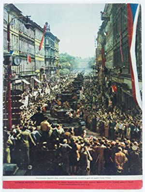 Kvetnova Revoluce (The Prague uprising of May 1945): n/a