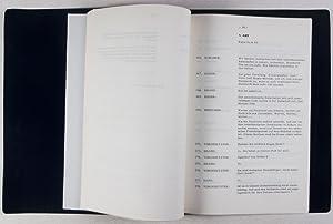 """Dialog-Buch für Fernseh-Film: """"Die Geschichte von Joel Brand"""" von Heinar Kipphardt. ..."""
