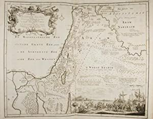 Nodig Berigt tot Verklaring der Eerste Landkaarte: Albert Bachiene