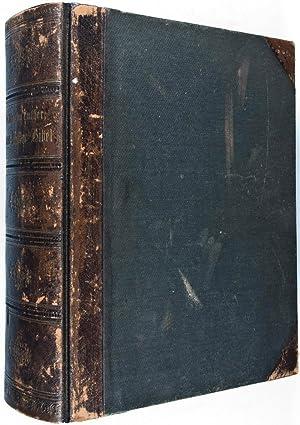Große Haus-Bilder-Bibel: Die heilige Schrift des alten und neuen Testaments: Luther, Martin; ...