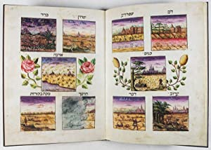 The Copenhagen Haggadah: Altona-Hamburg, 1739 [FACSIMILE EDITION]: Pheibush, Uri (Illustrator)