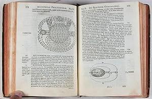 Institutio Philosophiae, secundum principia Domini Renati Descartes: Novo Methodo Adornata & ...