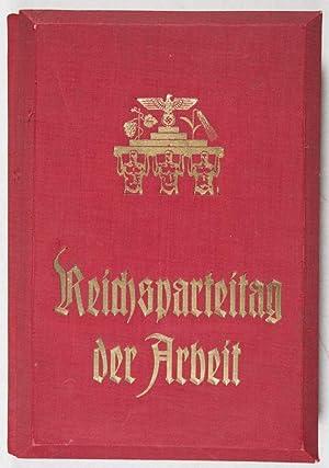 Reichsparteitag der Arbeit (Raumbild-Zeitgeschichte Band IV): Hoffmann, Heinrich (Photographs